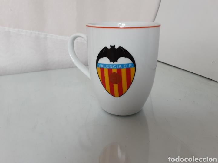TAZA VALENCIA C.F (Coleccionismo Deportivo - Merchandising y Mascotas - Futbol)