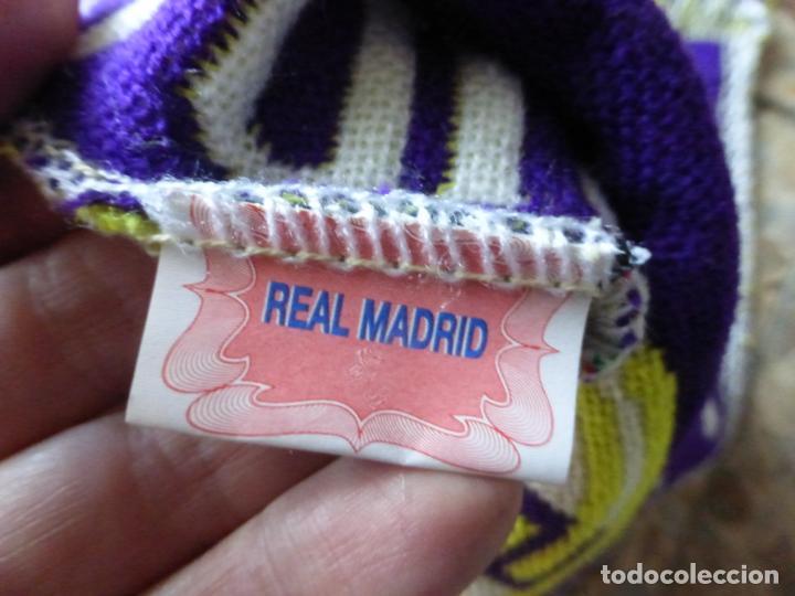 Coleccionismo deportivo: BUFANDA REAL MADRID LIGA 96 - 97 CAMPEÓN DE LIGA , 1996 - 1997 . OFICIAL Y SIN USO. - Foto 4 - 202889536