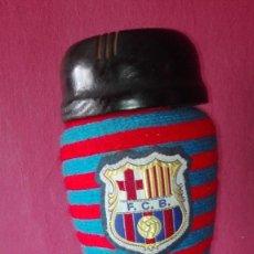 Coleccionismo deportivo: BOTELLA BOTA F C. BARCELONA. Lote 205289385