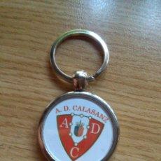 Coleccionismo deportivo: LLAVERO A.D. CALASANZ DE MADRID. Lote 205433750