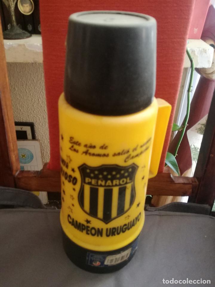 SOUVENIR PEÑAROL DE MONTEVIDEO FUTBOL FOOTBALL (Coleccionismo Deportivo - Merchandising y Mascotas - Futbol)