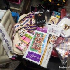 Coleccionismo deportivo: PACK 10 PIEZAS COLECCIÓN FOROFO REAL MADRID. Lote 206318200