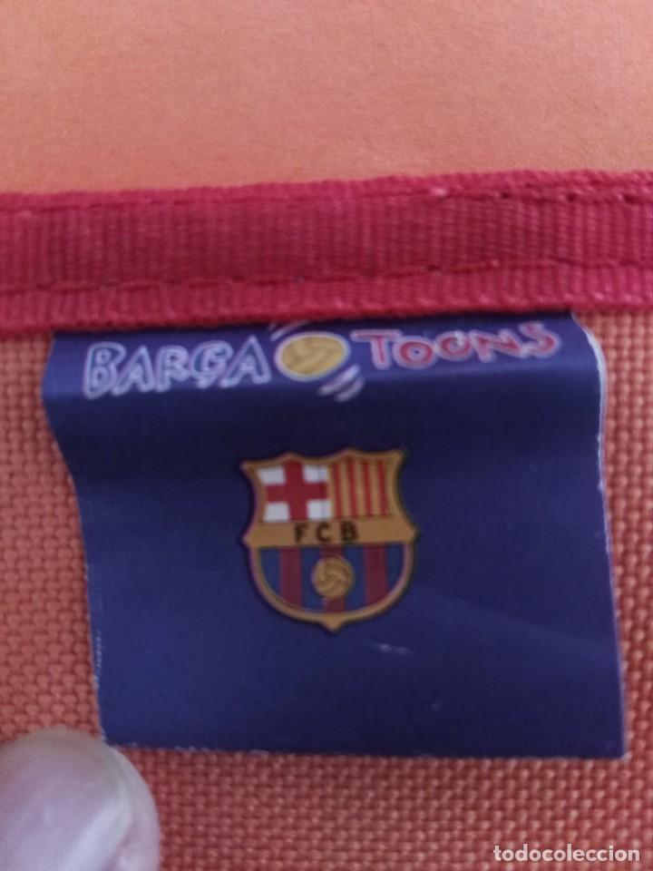 Coleccionismo deportivo: CARTERA PORTALLAVES BILLETERO FÚTBOL CLUB BARCELONA BARÇA LICENCIA OFICIAL VER FOTOS ADICIONALES - Foto 4 - 207072482