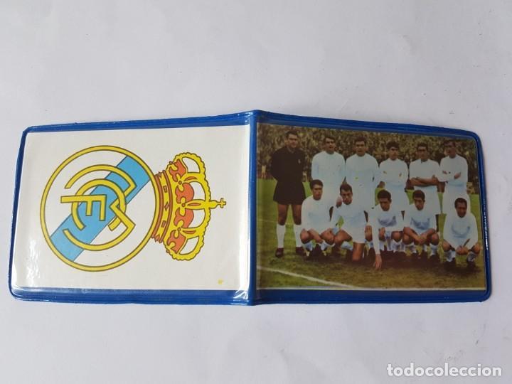 ANTIGUA CARTERA REAL MADRID AÑOS 60, NUEVO!!!!!!!!!! (Coleccionismo Deportivo - Merchandising y Mascotas - Futbol)