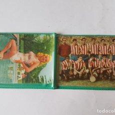 Coleccionismo deportivo: ANTIGUA CARTERA AT. MADRID AÑOS 60, NUEVO!!!!!!!!!!. Lote 207236350