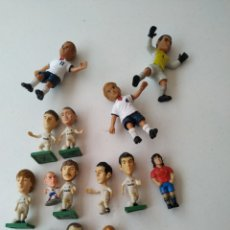 Coleccionismo deportivo: LOTE DE JUGADORES DE FÚTBOL. Lote 207335137