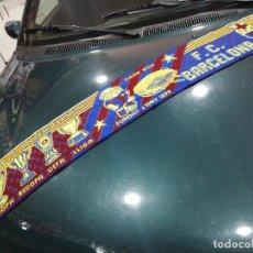 Colecionismo desportivo: BUFANDA DEL F.C BARCELONA. Lote 208066651