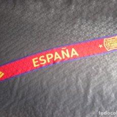 Coleccionismo deportivo: BUFANDA ADIDAS DE LA SELECCIÓN ESPAÑOLA DE FUTBOL - GLORIA ETERNA. Lote 208895590