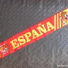 Coleccionismo deportivo: BUFANDA DE LA SELECCIÓN ESPAÑOLA - ESPAÑA. Lote 208901787