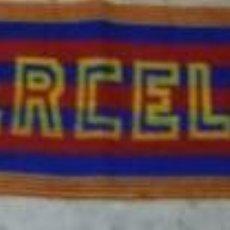 Coleccionismo deportivo: BUFANDA BARCELONA. Lote 209705670