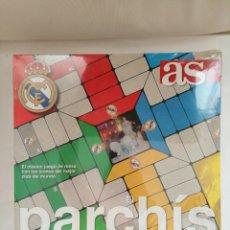 Coleccionismo deportivo: PARCHIS DEL REAL MADRID.. Lote 210058396
