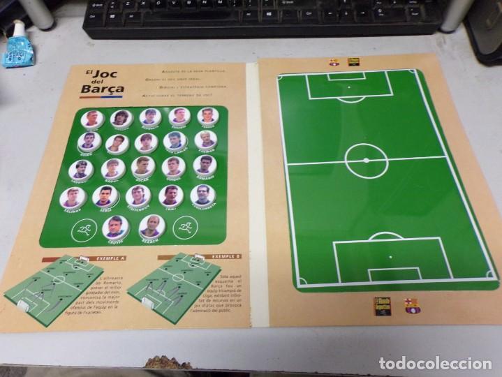 Coleccionismo deportivo: El joc del Barça, el mundo deportivo - Foto 2 - 210593892