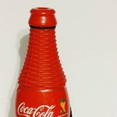 Colecionismo desportivo: BOTELLA SILBATO COCA-COLA FIFA WORLD CUP BRASIL. COCACOLA. Lote 210786719