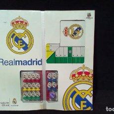 Coleccionismo deportivo: PARCHIS / OCA REAL MADRID - PRODUCTO OFICIAL - MARIGÓ - NUEVO. Lote 212275451