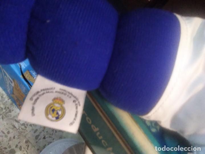 Coleccionismo deportivo: Gusiluz noche y día. Funcionando. Producto oficia real Madrid - Foto 4 - 216779776