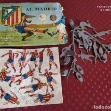 Coleccionismo deportivo: ATLETICO DE MADRID SOBRE PEGASIN GERMAN MALLA. Lote 217028515