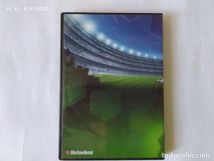 Coleccionismo deportivo: DVD, ALL THE GOALS. UEFA CHAMPION LEAGUE SEASON 2005-2006. - Foto 2 - 218152495