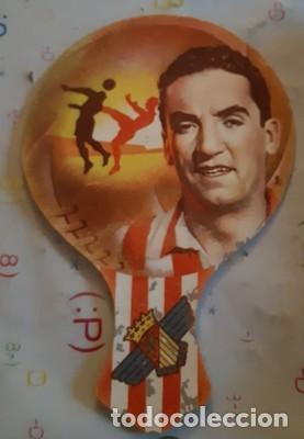 PAYPAY DEL JUGADOR DE FÚTBOL GERMAN GÓMEZ DEL ATLÉTICO AVIACIÓN, PUBLICIDAD FARMACIA MODERNA, CÁDIZ (Coleccionismo Deportivo - Merchandising y Mascotas - Futbol)