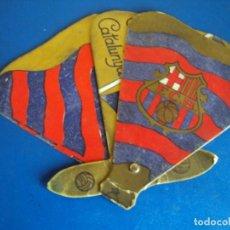 Coleccionismo deportivo: (F-200936)PAYPAY FOOT-BALL F.C.BARCELONA CAMPIO DE CATALUNYA I D´ESPANYA 1925. Lote 218359818