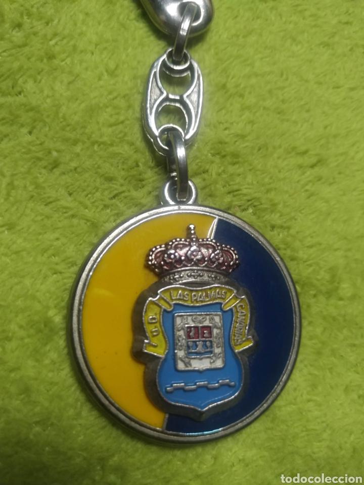 LLAVERO ANTIGUO UNION DEPORTIVA LAS PALMAS (Coleccionismo Deportivo - Merchandising y Mascotas - Futbol)