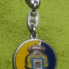 Coleccionismo deportivo: LLAVERO ANTIGUO UNION DEPORTIVA LAS PALMAS. Lote 218950523