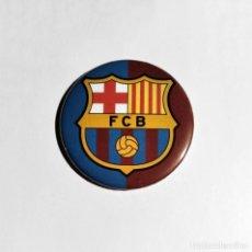 Coleccionismo deportivo: FC BARCELONA - IMÁN NEVERA 59MM. Lote 219344480