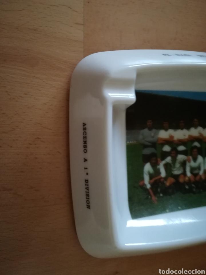 Coleccionismo deportivo: U. D. SALAMANCA. Temporada 72-73. Ascenso a 1 División. Antiguo Cenicero. - Foto 2 - 219876798