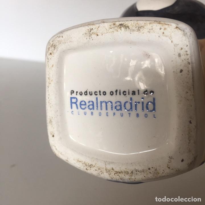 Coleccionismo deportivo: Taza Fernando hierro real Madrid - Foto 3 - 221506440