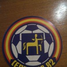 Coleccionismo deportivo: PEGATINA CENTAURO MUNDIAL 82. Lote 223041821