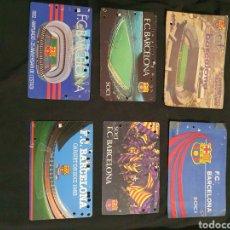 Coleccionismo deportivo: CARNETS FC BARCELONA. Lote 223674345