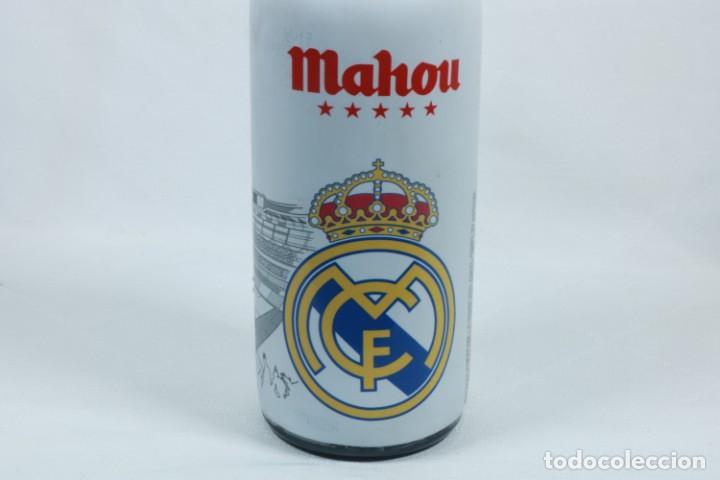 Coleccionismo deportivo: Lote de cerveza y cenicero del Real Madrid CF - Foto 9 - 224133460