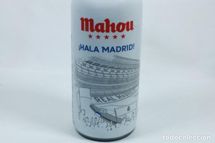 Coleccionismo deportivo: Lote de cerveza y cenicero del Real Madrid CF - Foto 10 - 224133460