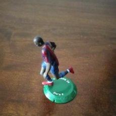 Collezionismo sportivo: FIGURA DE ETOO, F. C. BARCELONA. NANO FTCHAMPS.. Lote 224895212