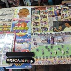 Coleccionismo deportivo: LOTE BARÇA ESPECIAL PARA REVENDER. Lote 225585790