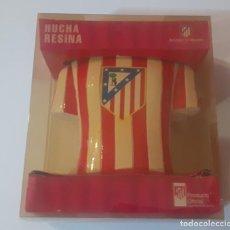 Coleccionismo deportivo: HUCHA DEL CENTENARIO DEL ATLETICO DE MADRID 1903 - 2003 PRODUCTO OFICIAL. Lote 226183685