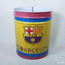 Coleccionismo deportivo: PAPELERA OFICIAL DEL FÚTBOL CLUB BARCELONA. Lote 229965425