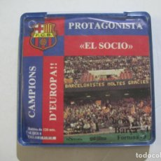 Coleccionismo deportivo: FC BARCELONA-BARÇA 4 VS FORTUNA 3-CAMPIONS D'EUROPA-PELICULA SUPER 8-VER FOTOS-(K-1508). Lote 232639065