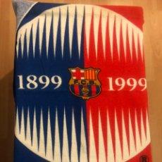Collectionnisme sportif: TOVALLOLA TOALLA CENTENARIO FC BARCELONA 1999 CENTENARI BARÇA. Lote 235627980