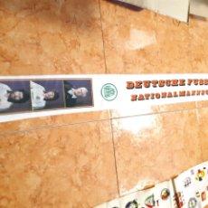Coleccionismo deportivo: BUFANDA FUTBOL SELECCIÓN ALEMANA MUNDIAL 82 JUPP DERWALL BREITNER RUMENIGGE SCHUMACHER KALTZ. Lote 239589605