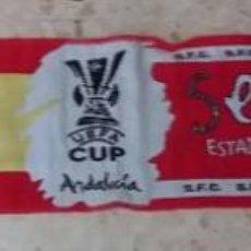 Coleccionismo deportivo: BUFANDA DEL SEVILLA VS OSASUNA. Lote 240208555