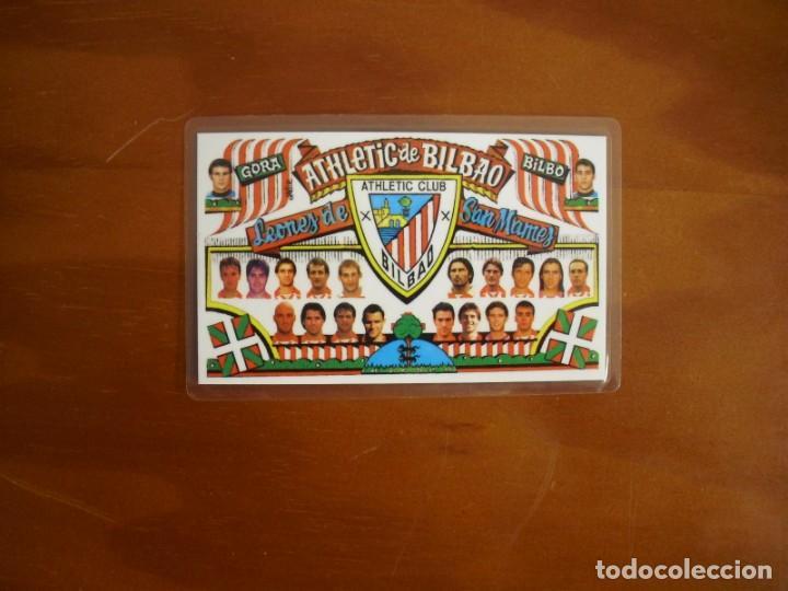 Coleccionismo deportivo: bonito lote del athletic club de bilbao de varias epocas -ver descripcion y fotos- - Foto 3 - 241245880
