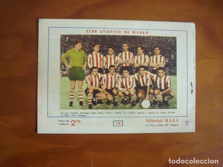 Coleccionismo deportivo: bonito lote del athletic club de bilbao de varias epocas -ver descripcion y fotos- - Foto 32 - 241245880