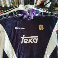 Coleccionismo deportivo: CAMISETA KELME REAL MADRID. Lote 242322310