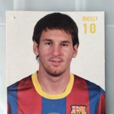 Coleccionismo deportivo: POSTAL LEO MESSI FC BARCELONA. Lote 255329660