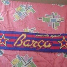 Coleccionismo deportivo: BUFANDA FC BARCELONA. Lote 245881480