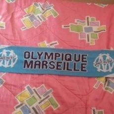 Coleccionismo deportivo: BUFANDA OLYMPIQUE DE MARSELLA. Lote 245881710