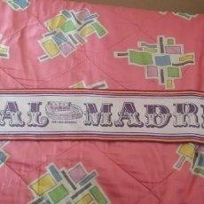 Coleccionismo deportivo: BUFANDA REAL MADRID. Lote 245882025