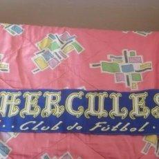 Coleccionismo deportivo: BUFANDA HERCULES CF. Lote 245882260