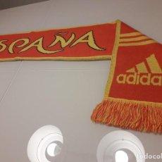 Coleccionismo deportivo: BUFANDA UEFA EURO 2012 EUROCOPA FINAL ESPAÑA CAMPEONES 2008 2020 MUNDIAL. Lote 246366355
