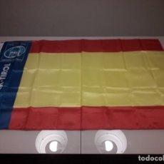 Coleccionismo deportivo: BANDERA UEFA EURO 2008 EUROCOPA FINAL ESPAÑA CAMPEONES 2012 2020 MUNDIAL. Lote 246367040